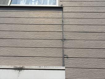 伊勢崎市西久保町N様外壁コーキングの痛み