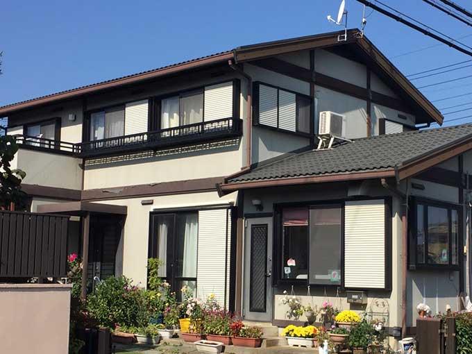藤岡市 屋根・外壁塗装