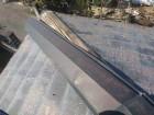 前橋市駒形町 強風で外れた棟板金