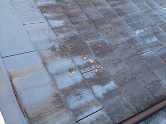 前橋市高花台屋根材の傷み
