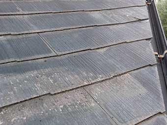 前橋市上細井町 屋根塗装
