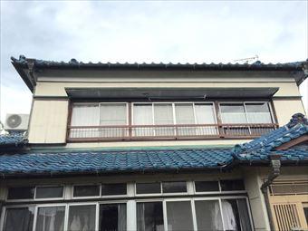 伊勢崎市市場町S様邸下屋根塗装4