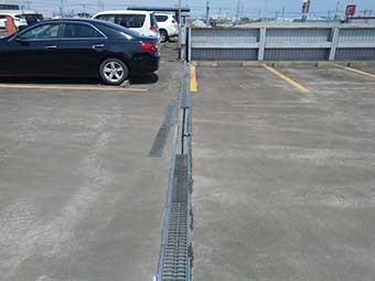 立体駐車場要補修