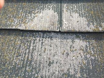 群馬県安中市A様屋根材の劣化②