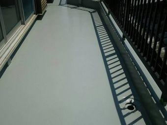 前橋市総社町K様邸ベランダ防水工事完成