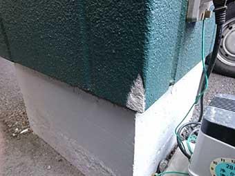 前橋市 外壁部分補修