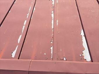 渋川市小野子S様邸屋根塗装3
