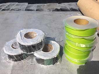 前橋市 屋上防水 ジョイントテープ