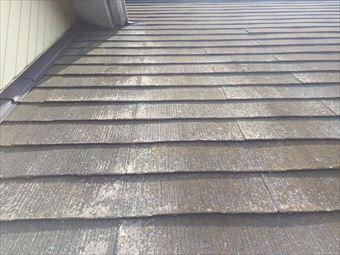 群馬県安中市A様屋根材の劣化