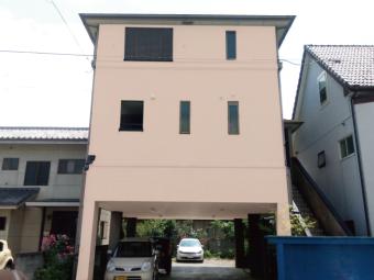 高崎市宮元町H様邸カラーシミュレーションパターン1