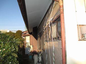 伊勢崎市町堺町N様邸外壁塗装