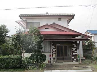 渋川市三原田Y様外観東側