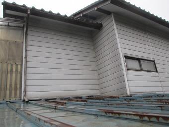 前橋市O様邸雨漏り調査1