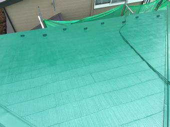 前橋市屋根塗装完了1下山様