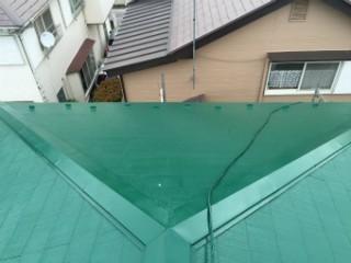 前橋市の屋根塗装完成下山様