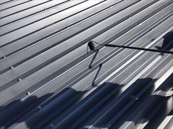 前橋市大島町H様邸屋根上塗り後半