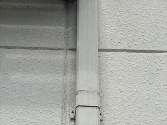 高崎市上豊岡町S様邸屋根と外壁の劣化確認