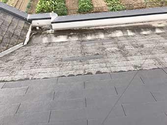 アパート 屋根調査