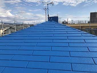 前橋市 屋根外壁塗装工事完了