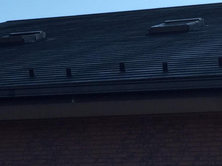 天窓から雨もりは窓だけが原因ではない場合もあります|高崎市楽間町