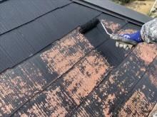 駒形町屋根塗装