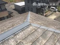 安中市松井田町 屋根カバー工法