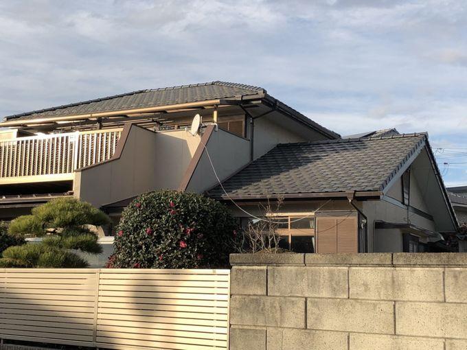 前橋市富士見町屋根葺き替え完成
