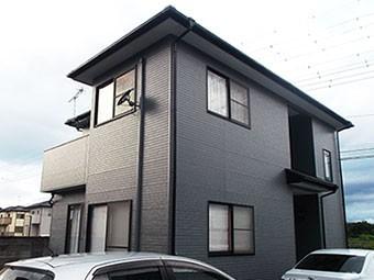 高崎市 外壁屋根塗装完工