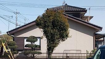 日本瓦屋根点検