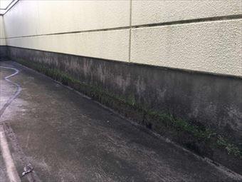 総社町べランダ塗装工事前