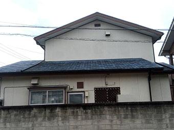 吉岡町下野田 屋根修理
