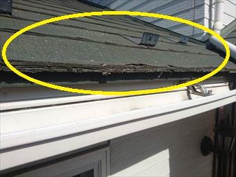 前橋市鶴が谷町でパミール屋根のメンテナンスのご相談です