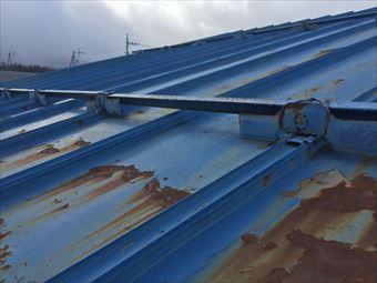 吾妻郡嬬恋村M様邸屋根塗装南側
