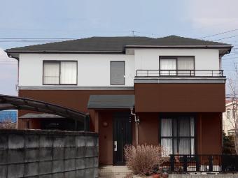 みどり市笠懸町Y様邸カラーシミュレーション2