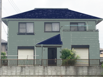 伊勢崎市三室町カラーシミュレーション5
