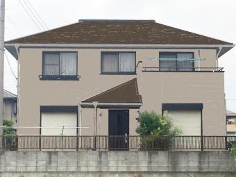 伊勢崎市三室町カラーシミュレーション、パターン6