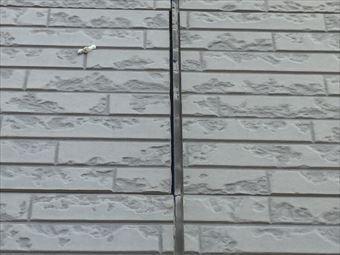 前橋市日吉町サイディング外壁のコーキング劣化