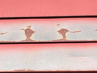 吾妻郡嬬恋村S様邸屋根塗装2
