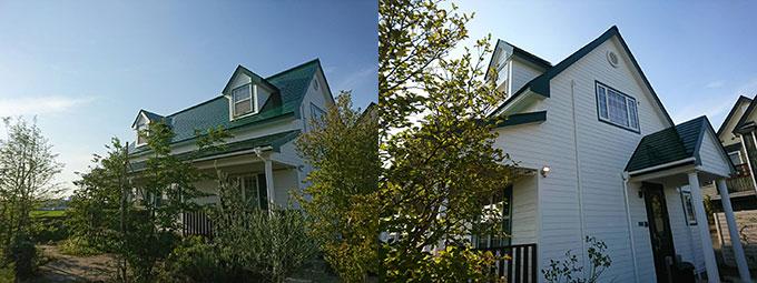 伊勢崎市波志江町T様邸屋根外壁塗装工事完了