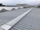 前橋市 工場折半屋根塗装