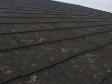 藤岡市 屋根外壁塗装 屋根コケ