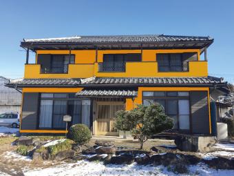 渋川市北橘町カラーシミュレーション1