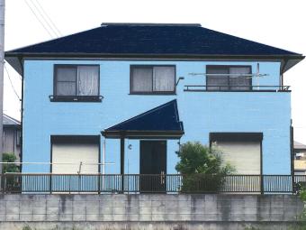 伊勢崎市三室町N様邸カラーシミュレーションで決定した色の画像